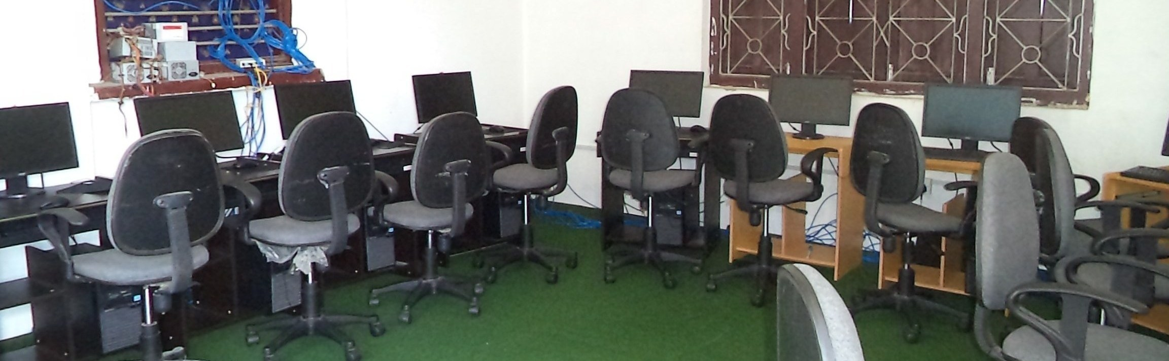 Computer Lab of Janajyoti Multiple Campus